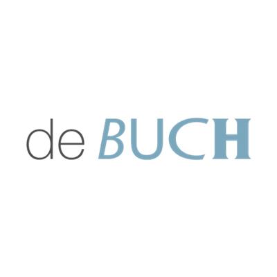 Logo, De Buch, het identiteitsbedrijf